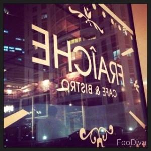Fraiche Cafe & Bistro - JLT, Dubai