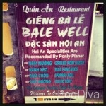 Bale Well